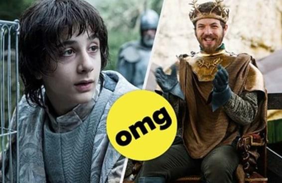 """Você percebeu o quanto Robin Arryn cresceu em """"Game of Thrones""""???"""