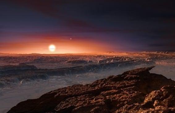 """Há um planeta parecido com a Terra por """"perto"""" e cientistas ficaram muito empolgados"""