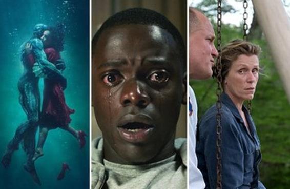 Quantos filmes indicados ao Oscar 2018 você já viu?