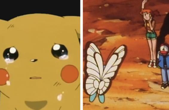 14 momentos em que Pokémon te fez chorar
