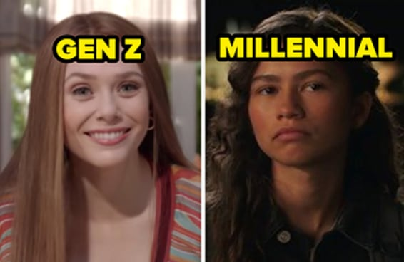 A maneira como você escolhe esses personagens da Marvel dirá se é Millennial ou Gen Z