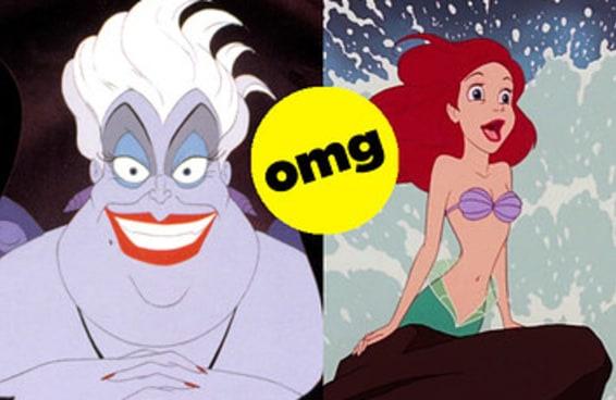 """15 detalhes malucos em """"A Pequena Sereia"""" que talvez você nunca tenha percebido"""