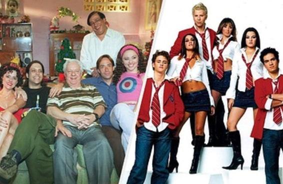 Qual série representa seu grupo de amigos?