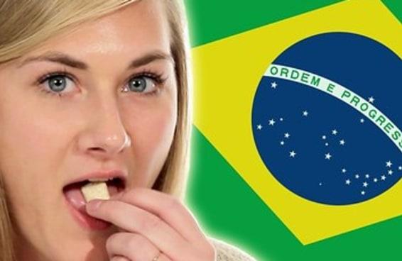 Veja as reações de americanos experimentando doces brasileiros