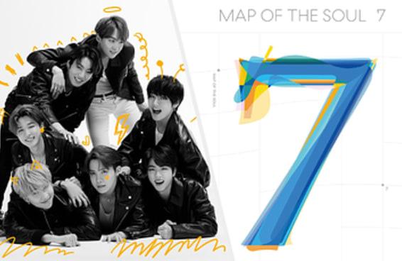 """Qual música de """"Map Of The Soul: 7"""" você é?"""