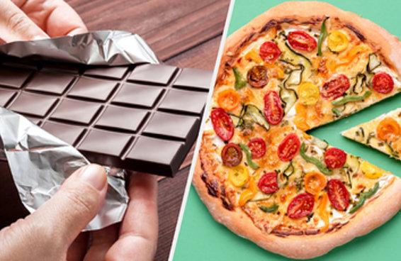 Em qual temperatura você prefere comer estas comidas?