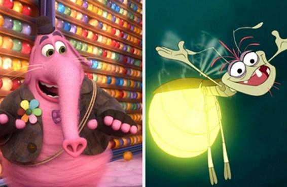 Você salvaria os mesmos personagens da Disney que todo mundo?