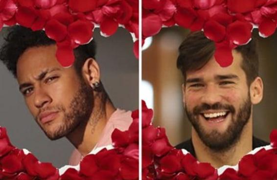Com qual jogador da seleção brasileira você deveria casar?