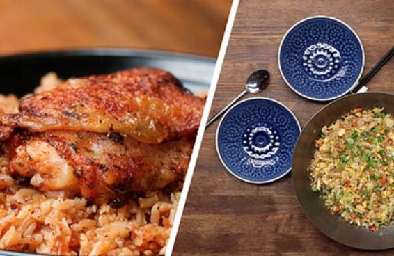 Aprenda a fazer seis jantares baratos para sua semana