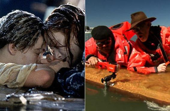 """Para o diretor de """"Titanic"""", você está totalmente enganado se acha que Jack poderia ter sobrevivido"""