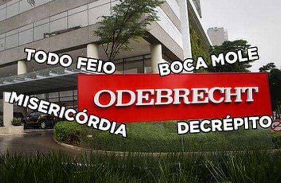 Quem é você na lista de apelidos horríveis da Odebrecht?