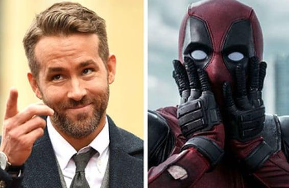 Você consegue diferenciar o Ryan Reynolds do Deadpool?
