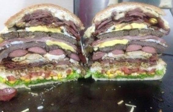 Os 28 sanduíches mais ignorantes do Brasil