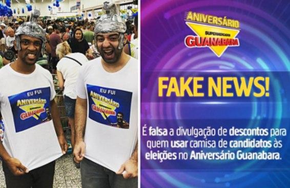 Chegou aquele dia do ano em que a loucura tá liberada: o aniversário do Guanabara