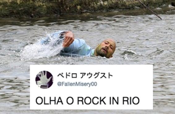 24 tuítes para resumir o primeiro final de semana do Rock in Rio
