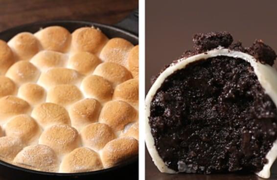 Quatro sobremesas que você pode fazer com apenas três ingredientes