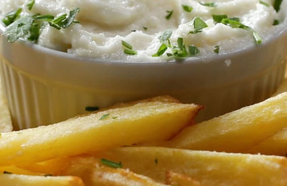 Batatas fritas ao redor do mundo