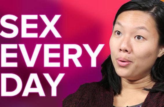 Estes casais se desafiaram a fazer sexo todos os dias por um mês e não foi tão divertido quanto você pensa