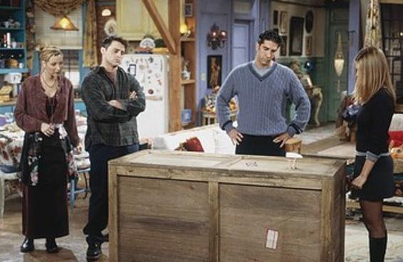 """Aqui está uma lista de episódios de """"Friends"""" para sorrir, chorar e morrer de rir"""