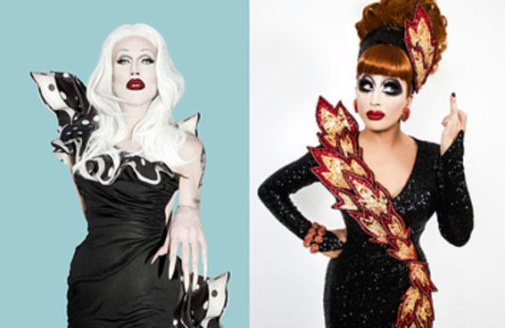 Com qual diva de RuPaul's Drag Race você mais se parece?