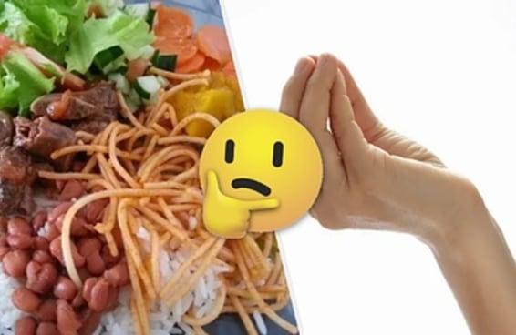 Você concorda com a maioria nestas questões polêmicas sobre comida?