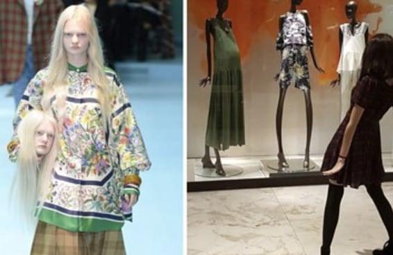 11 vezes em que a moda propôs padrões de beleza inalcançáveis