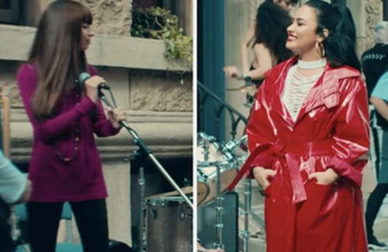 """Demi Lovato acabou de compartilhar o video de """"I Love Me"""" e ele está cheio de referências do seu passado"""