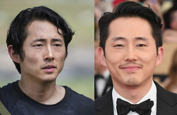 """O Glenn do """"The Walking Dead"""" agora é papai, e seu filhinho é lindo demais"""