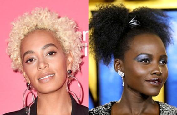 Celebridades que vão fazer você amar seu cabelo crespo