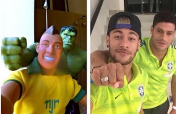 As 10 fotos de jogadores mais curtidas desta Copa segundo o Facebook