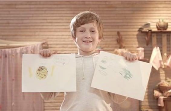 Crianças mostram que não sabem o que são legumes em vídeo contra obesidade