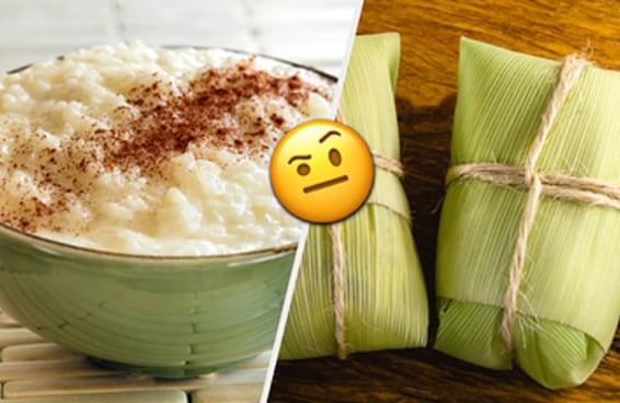 Você consegue escolher entre estas comidas de festa junina?