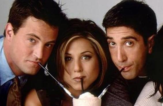 """Todos os seis amigos de """"Friends"""" participarão de um especial em breve"""