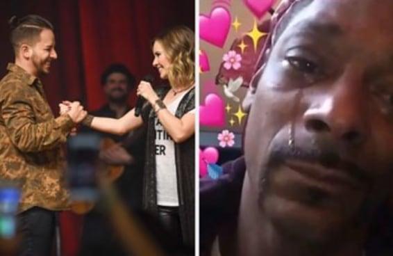 O reencontro de Sandy e Junior no palco foi a melhor coisa que aconteceu em 2018