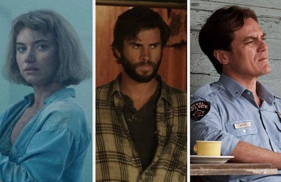 Todos estes filmes estão sendo lançados sob demanda (em vez de cinemas)
