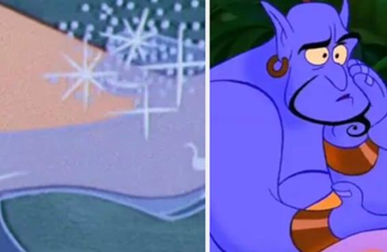 Você consegue identificar esses objetos da Disney bem de pertinho?