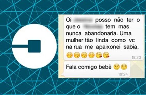 Usuárias de Uber reclamam das respostas da empresa após denúncias de assédio