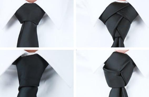 Experimente estas quatro formas criativas de dar nó em gravata