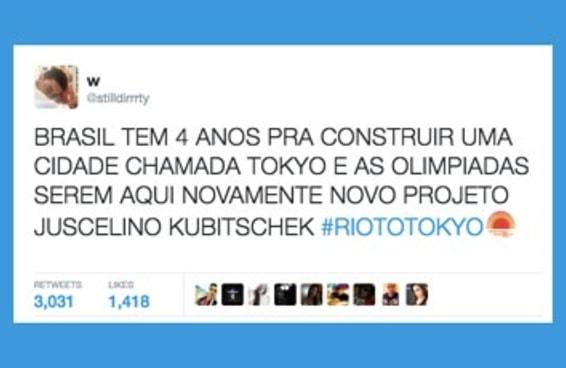 Não faltam boas ideias para termos mais Olimpíada no Brasil