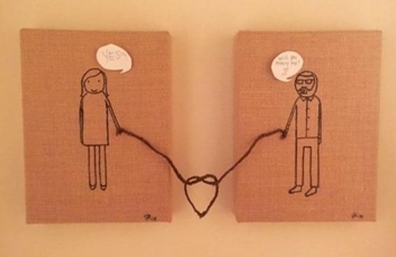 18 lindas histórias de pedidos de casamento que vão aquecer seu coração