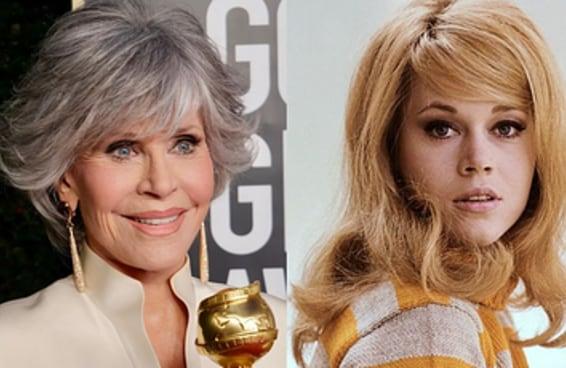 A Jane Fonda é uma mulher muito foda e não existe ninguém em Hollywood como ela