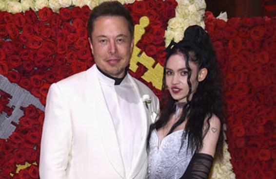 Elon Musk e Grimes não vão poder registrar o bebê como X Æ A-12 devido às leis da Califórnia