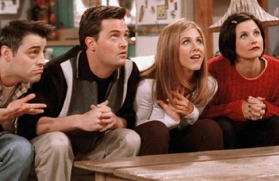 Que amizade das séries de TV você prefere?