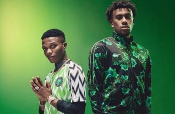 16 fotos que provam que a Nigéria vai ganhar a Copa do Mundo do estilo