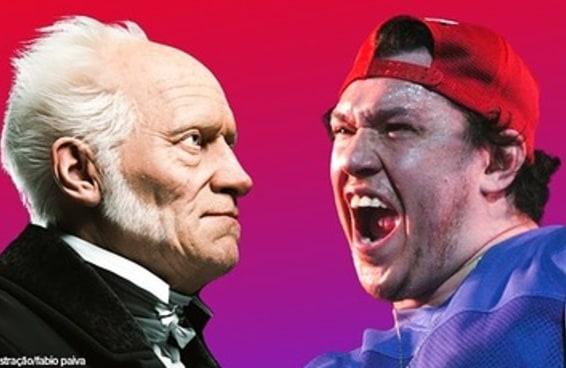 Quem disse isso, Chorão ou Schopenhauer?