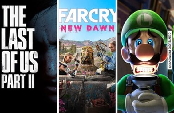 24 jogos e consoles de videogame mais populares da Amazon