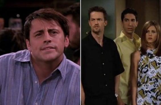 """21 questionamentos difíceis de aceitar se você ama """"Friends"""""""