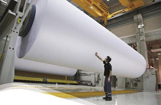 Qual o tamanho do seu papel de trouxa?