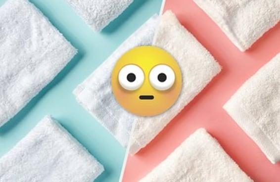 Qual tipo de toalha é você?
