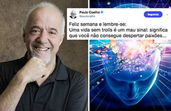 18 pílulas de pura sabedoria vindas diretamente do Twitter do Paulo Coelho